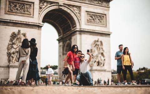 Un séjour à Paris en famille